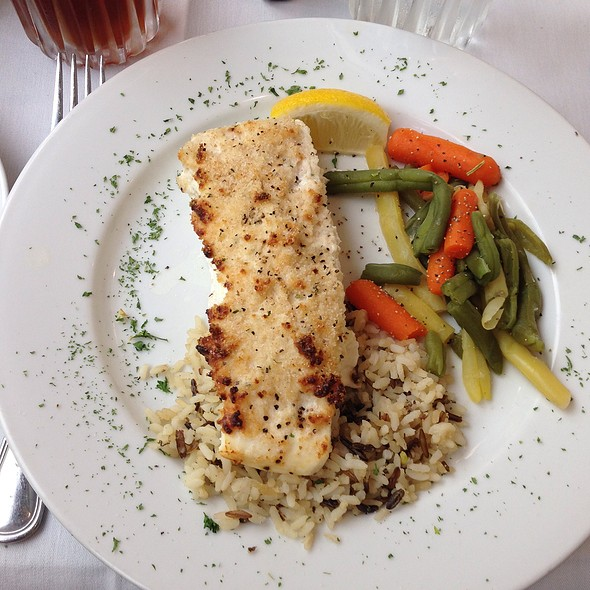 Halibut Supreme @ Wilderness Express Railroad