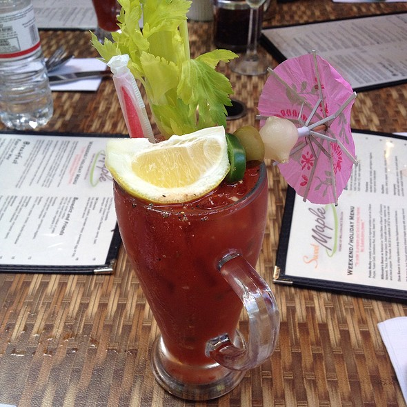 Bloody Mary @ Sweet Maple