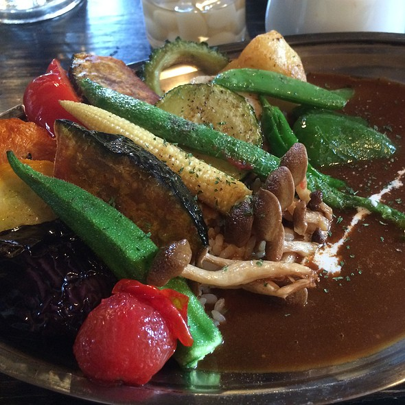 Veggie Curry @ カレー屋 アカマル