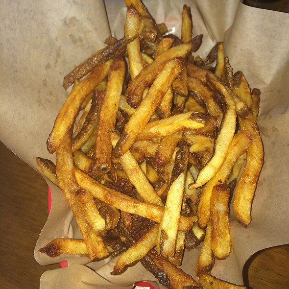 French Fries @ Fire On the Mountain Buffalo Wings