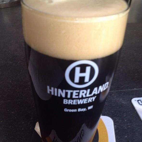 Beer - Hinterland Erie Street Gastropub, Milwaukee, WI