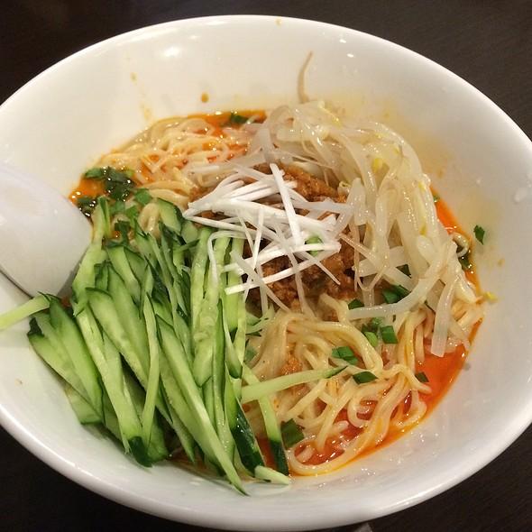 Cold Dandan Noodles @ 幸楽