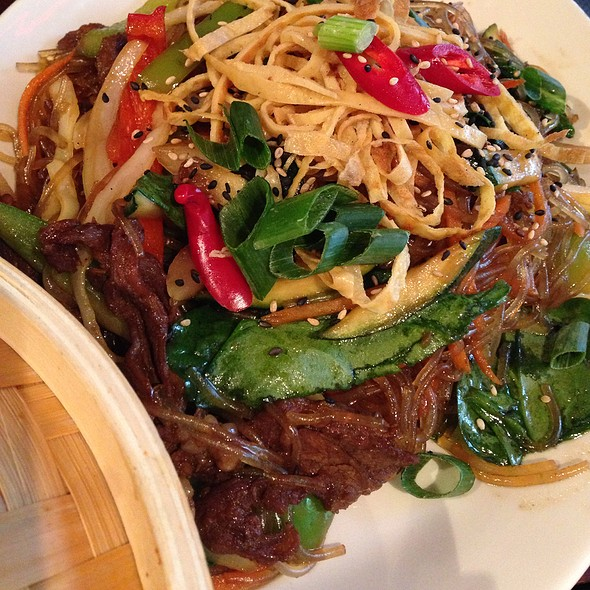 Glassnoodle Salad & Beef