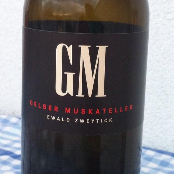 Gelber Muskateller @ Home
