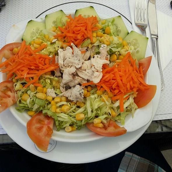 Salada de Frango @ Pousadinha
