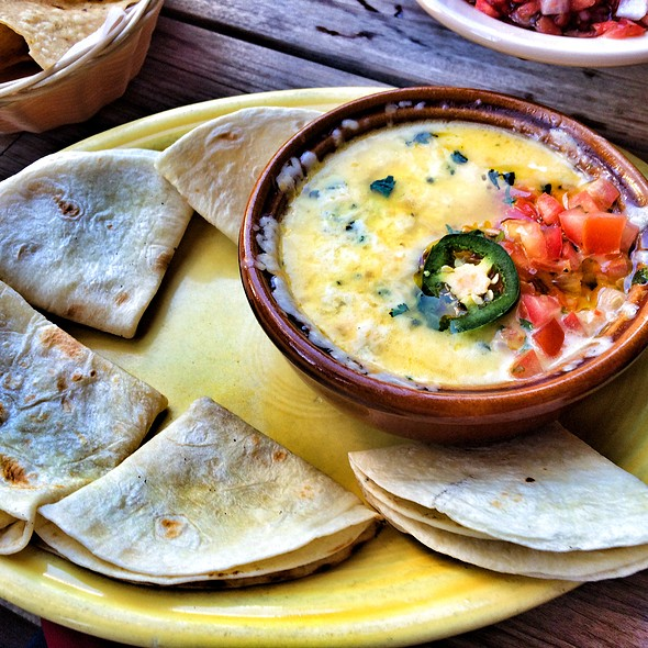 Gringo Queso Dip - Blue Agave Restaurante y Tequileria, Baltimore, MD