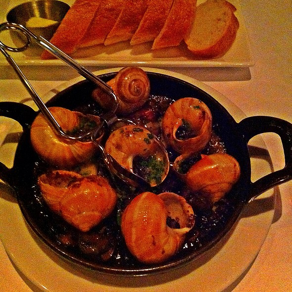 Escargot @ Restaurant Orsay