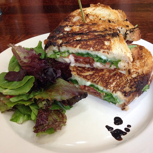 Grilled BLT @ Provence Breads & Cafe