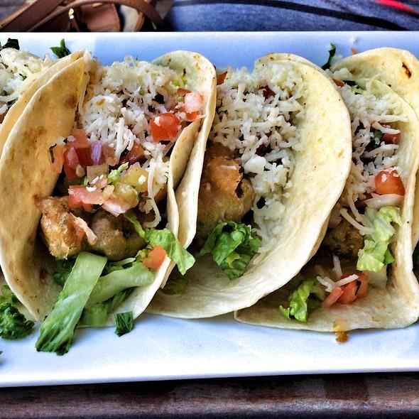 Fried Avocado Tacos - Blue Agave Restaurante y Tequileria, Baltimore, MD