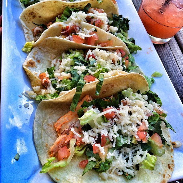 Chicken Tacos - Blue Agave Restaurante y Tequileria, Baltimore, MD