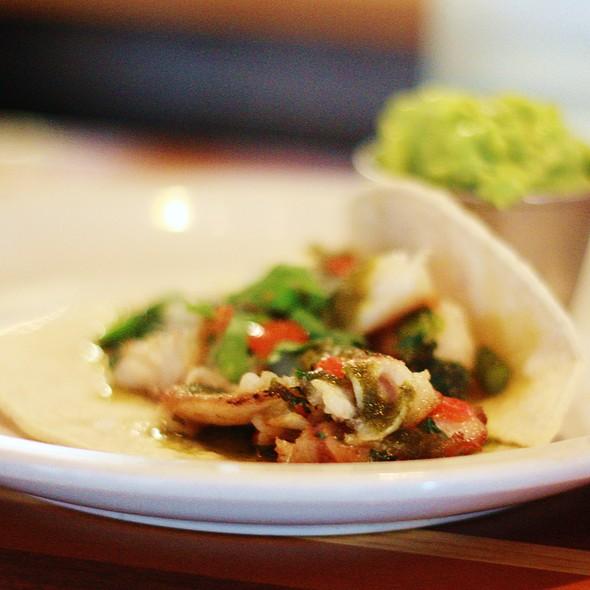 Fish Taco Special @ El Cortijo Taqueria Y Cantina