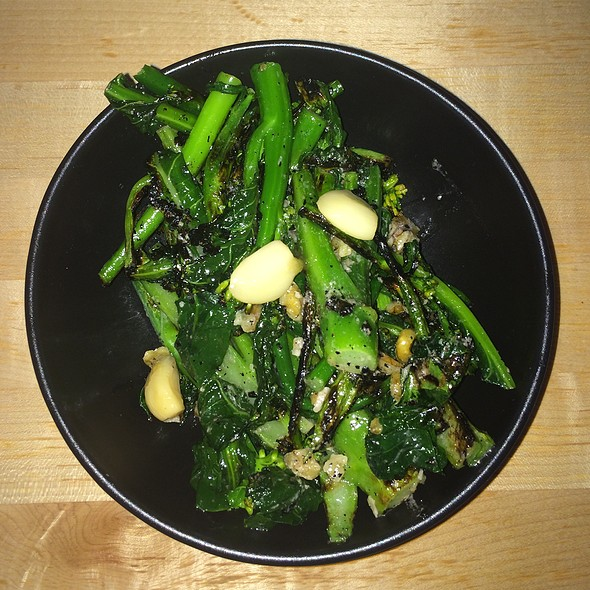 chinese broccoli @ Joule