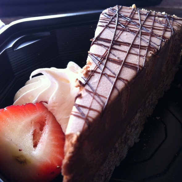 Chocolate And Hazelnut Torte - Solstice Kitchen, Columbia, SC