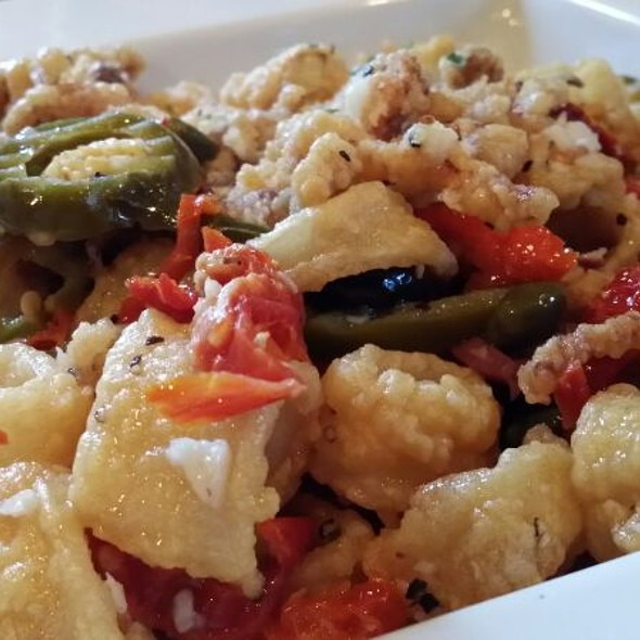 Calamari Fritti Arriabatta - Paravicinis Italian Bistro, Colorado Springs, CO
