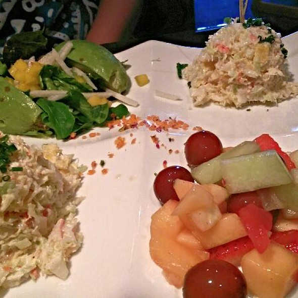 Crabmeat salad - E&E Stakeout Grill, Bellair Bluffs, FL