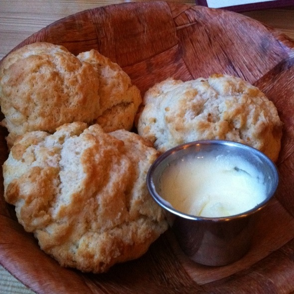 buttermilk biscuit @ The Brooklyn Star