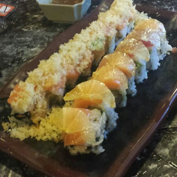 Mango Crunch & Hotel California @ Kenzo Sushi