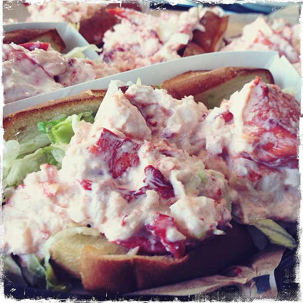 D'angelo Lobster Roll @ Entercom Communications