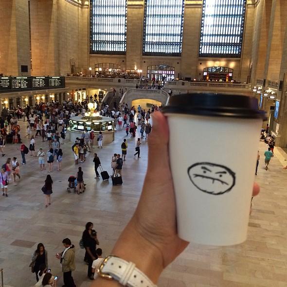 Cafe Latte @ Cafe Grumpy