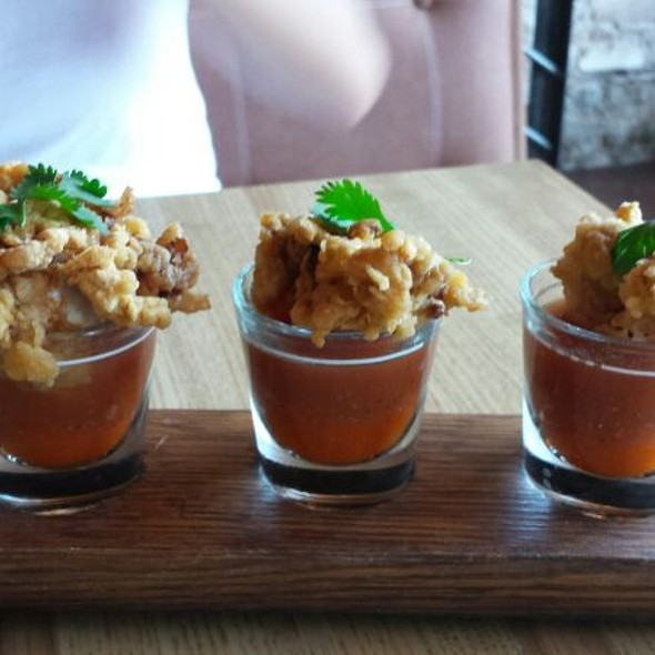 Bloody Mary Oyster Shooters @ Barrel 31