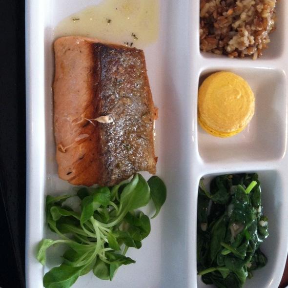Salmon (Tv Dinner)