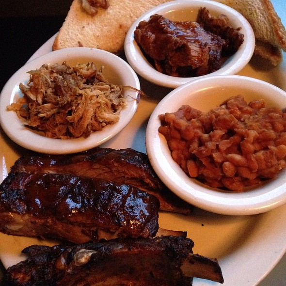 BBQ plate