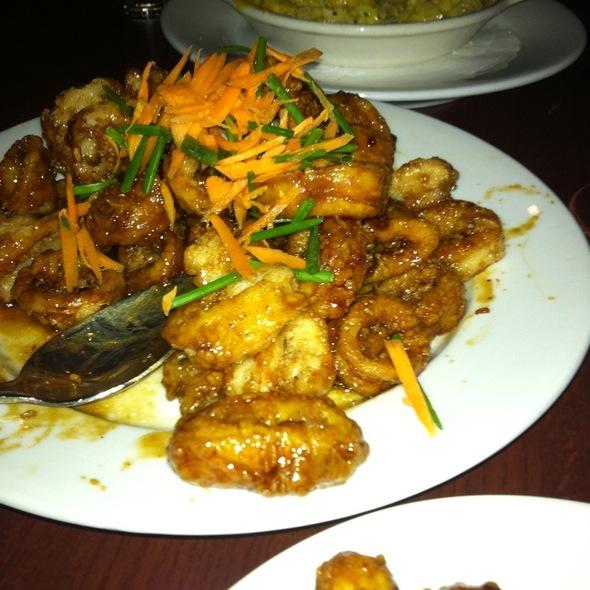 Crispy Asian Calamari @ PeraBell Food Bar