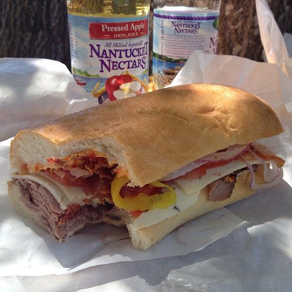 Regular Sandwich @ Old Towne Deli