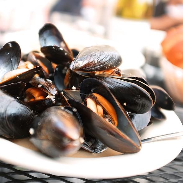 Mussels Marinière - Bistro La Source, Jersey City, NJ