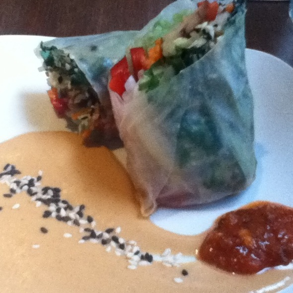 Summer Roll @ Umami Ramen & Dumpling Bar