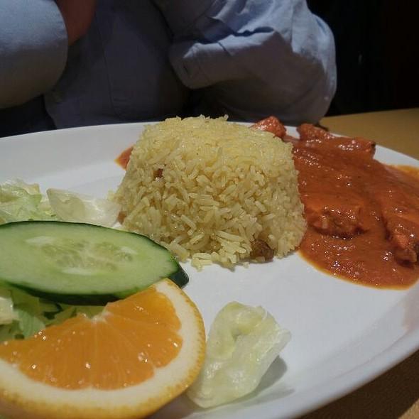 Chicken Tikka Masala And Pilau Rice @ Himalaya