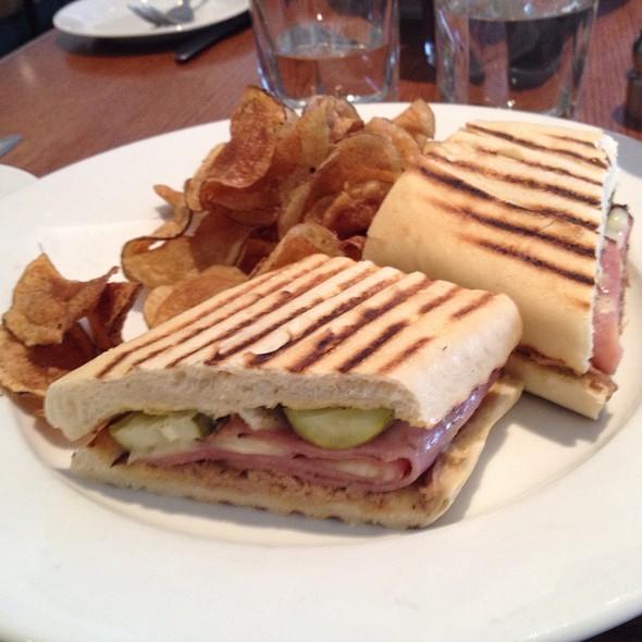 Cubano Sandwich @ Bistro 33 El Dorado Hills
