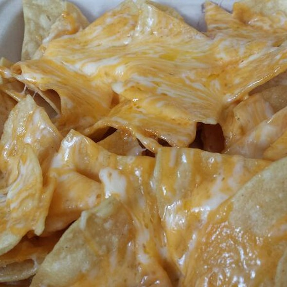 Chips and Cheese @ Pedro's Tacos
