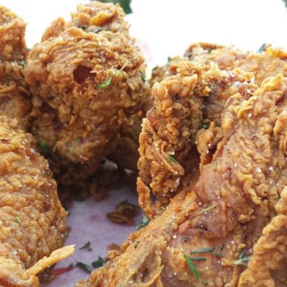 Fried Chicken @ Merrill & Co.