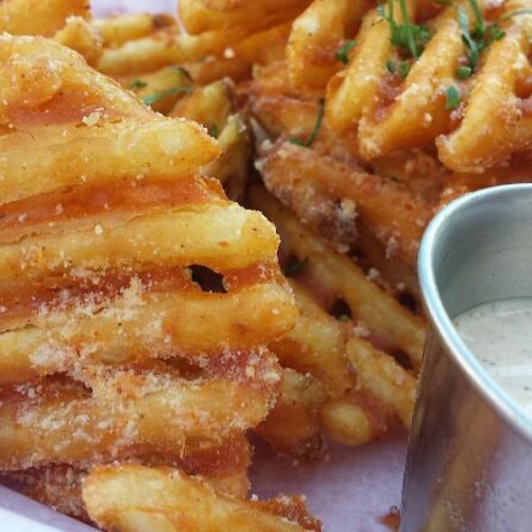 Waffle Fries @ Merrill & Co.