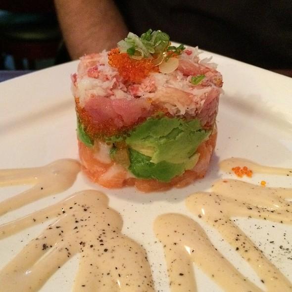 Crab Napoleon @ Live Sushi Bar