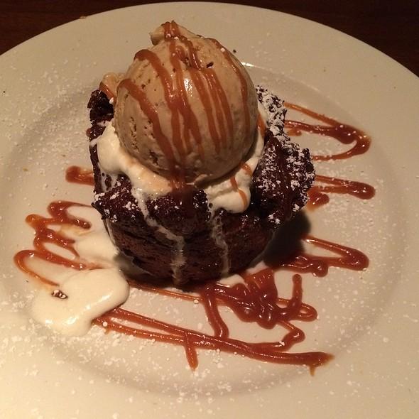 Nutella Bread Pudding @ Del Frisco's Grille