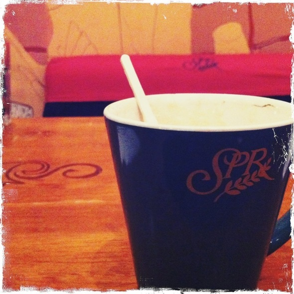 Coffee @ Spr Coffee