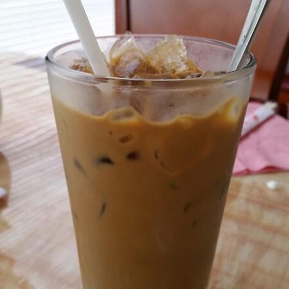 Vietnamese Iced Coffee @ Pho Le