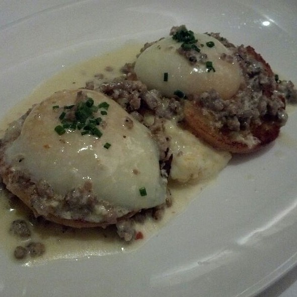 Biscuits and Gravy @ Telepan