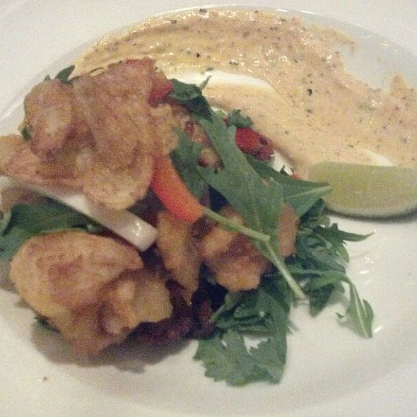 Calamari @ DBGB Kitchen and Bar