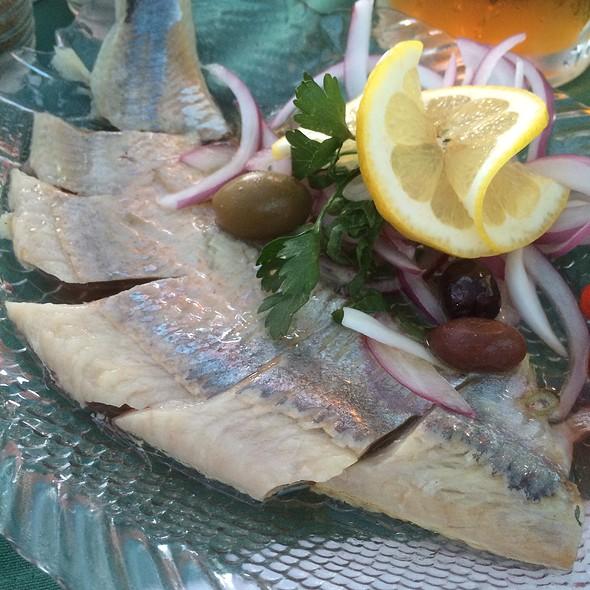 Pickled Herring @ Tatiana Restaurant