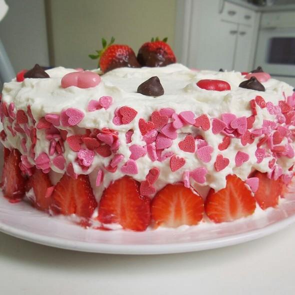 torta di compleanno @ Ciccina