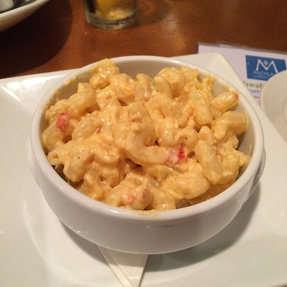 Mac and Cheese - MOSAIC Restaurant, Richmond, VA