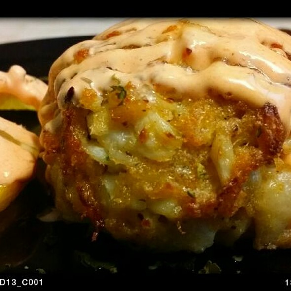 crabcake @ Mark's Place