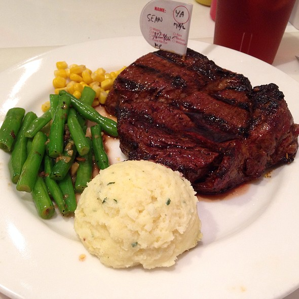 Australian Ribeye Big Bites @ Holycow! Steakhouse By Chef Afit