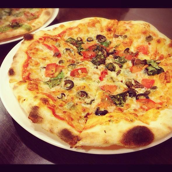 那不勒斯披薩 @ John's Pizzeria 小約翰手工披薩