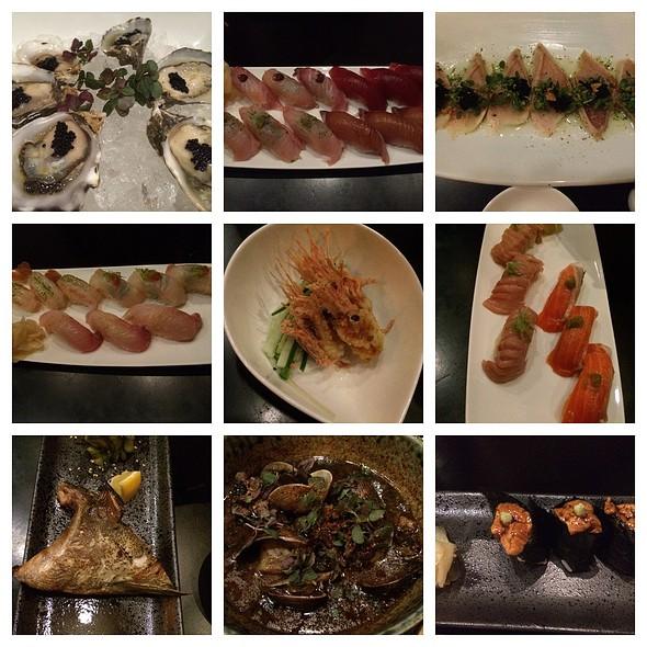 Omakase @ ICHI Sushi