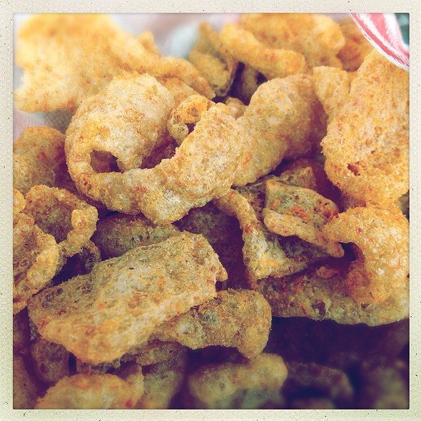 Pork Rinds @ Nick's