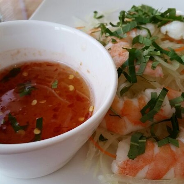 Shrimp Papaya  @ Pho Le